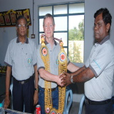 Mr. L.Muthukrishnan  &  CMD with Don